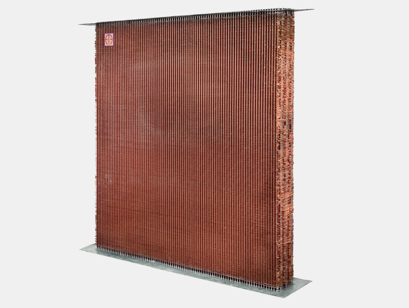 Cummins NT 495 Generator Radiator Core 5 Rows L/D 31