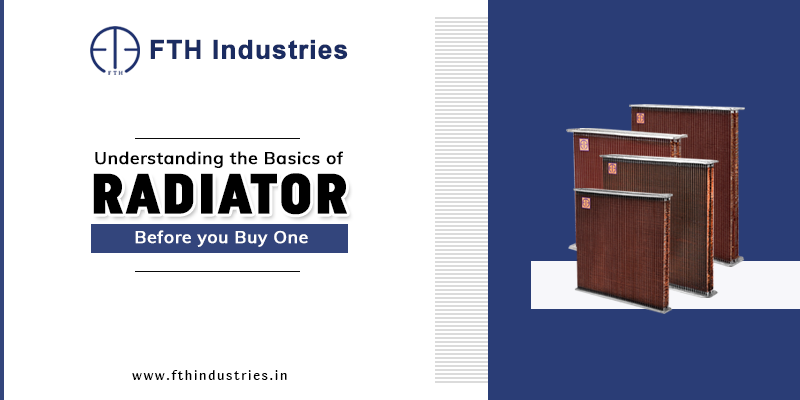 Basics of Radiator